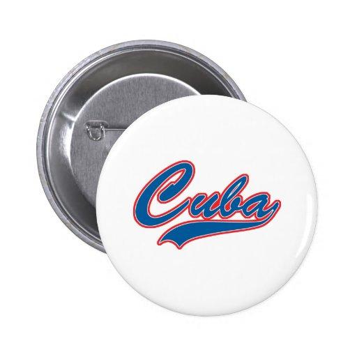 Retro Cuba Pins