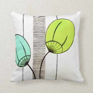 Retro cussion throw pillows