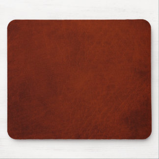 Retro Custom Leather Mouse Pad
