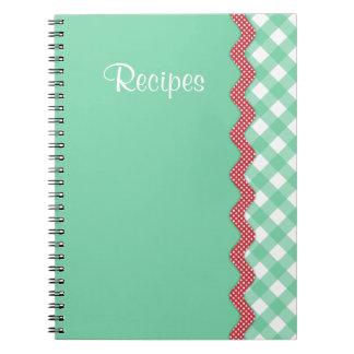 Retro Custom Notebook