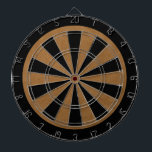 """Retro Custom Suede Dart Board<br><div class=""""desc"""">This is an awesome abstract art gift featuring a suede texture that looks awesome. This makes the perfect gift for any occasion.   Add your own wording,  name,  favorite saying,  favorite quotes,  etc. to personalize this even more by clicking on the blue CUSTOMIZE IT button.</div>"""