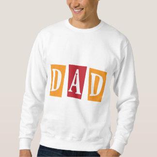 Retro Dad Pullover Sweatshirt