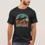 """Retro Daddy Dinosaur Daddysaurus Father Day T-Shirt<br><div class=""""desc"""">Retro Daddy Dinosaur Daddysaurus Father Day Shirt</div>"""