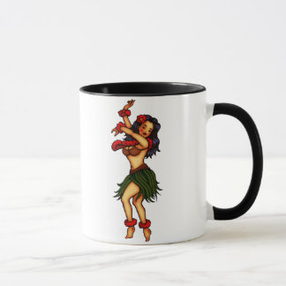 Retro Dancer Mug