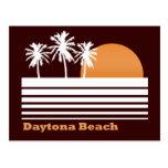 Retro Daytona Beach Postcard