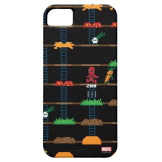 Retro Deadpool Taco Video Game iPhone SE/5/5s Case
