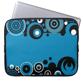 Retro design computer sleeve
