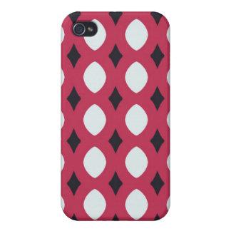 Retro Design Iphone 4 Cover