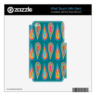 Retro Design on iPod Touch 4th Gen Skin! iPod Touch 4G Skin