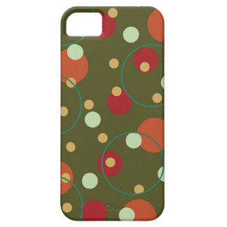 Retro Diagonal Stripes Pattern Fun Trendy Chic iPhone 5 Covers