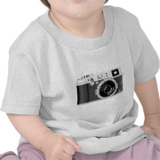 Retro Digital Camera Pixel Art T Shirts