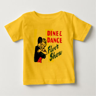 Retro Dine And Dance Infant T-shirt