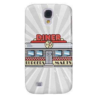 retro diner design samsung galaxy s4 cover
