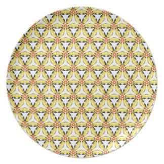 Retro Dinning plate