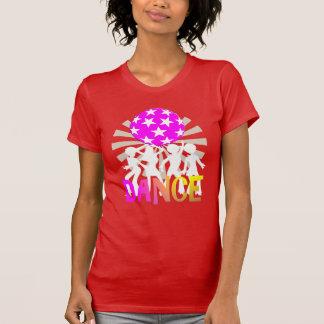 Retro Disco Dancing Dance Graphic T-Shirt