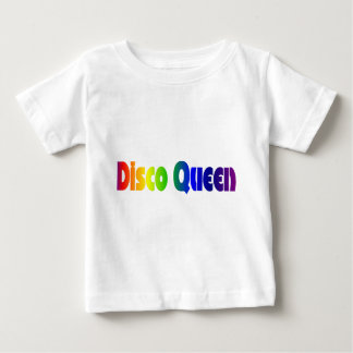Retro Disco Queen Baby T-Shirt