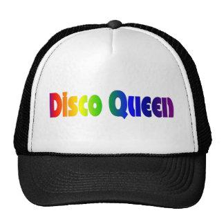 Retro Disco Queen Hats