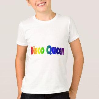 Retro Disco Queen T-shirt for Kids