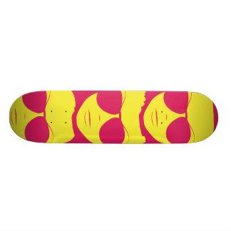 retro diva chic sk8 skateboard