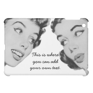 Retro Do Tell iPad Mini Cases