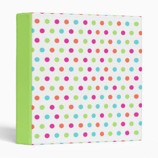 Retro Dot  Binder