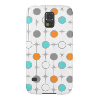 Retro Dots and Starbursts Samsung Galaxy S5 Case