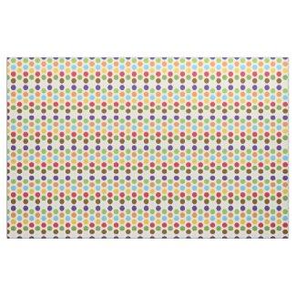 Retro Dots Fabric