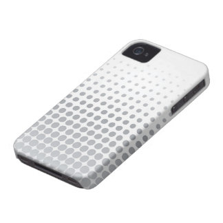 Retro Dots iPhone 4/4S Case-Mate Barely There Case-Mate iPhone 4 Case