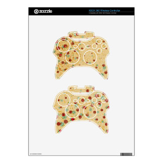 Retro dots xbox 360 controller skins