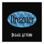 Retro Dreamer Star Logo - Blue Announcements