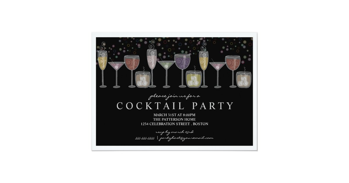 Drinking Party Invitations & Announcements | Zazzle