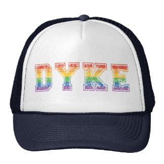 Retro Dyke Trucker Hat
