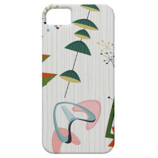 Retro Eames-Era Atomic Inspired iPhone SE/5/5s Case