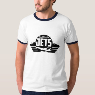 Retro East Boston Jets T T-Shirt