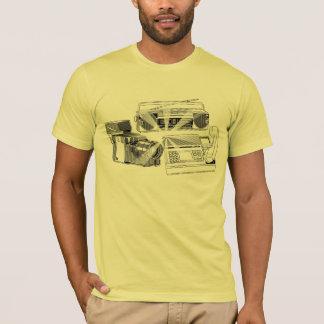 Retro Electronics T-Shirt