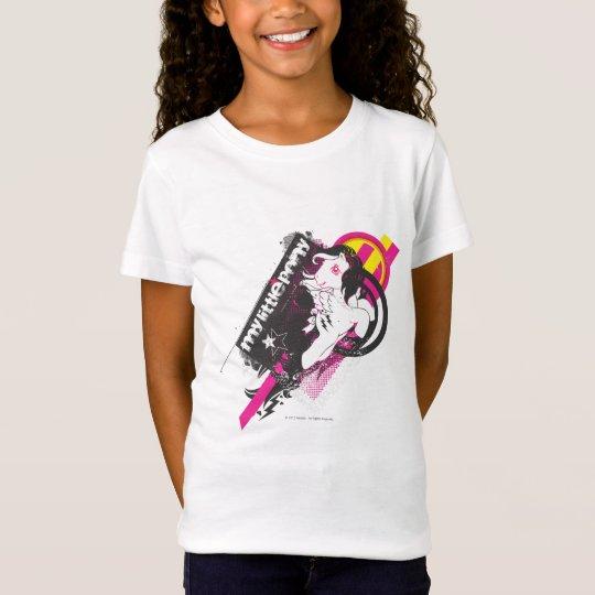 Retro Elements Design T-Shirt