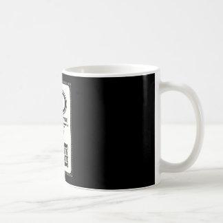 Retro employee 20 year service award coffee mug