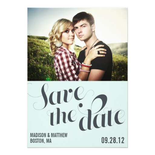 RETRO ENGAGEMENT | SAVE THE DATE ANNOUNCEMENT