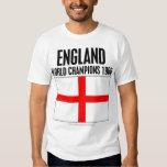 Retro England Champs Tee Shirt