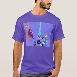 Retro Evening at Home T-Shirt