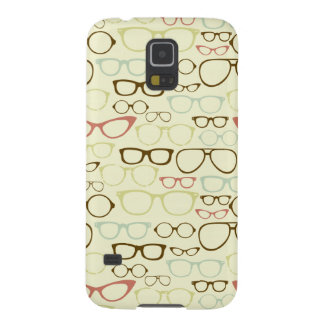 Retro Eyeglass Hipster Case For Galaxy S5