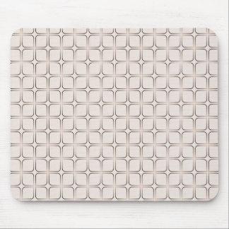 Retro Fab Mousepad, Beige Mouse Pad