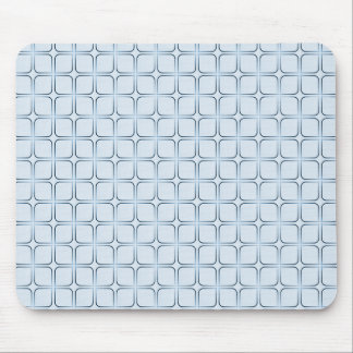Retro Fab Mousepad, Blue Mouse Pad