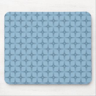 Retro Fabulous Mousepad, Light Blue Mouse Pad