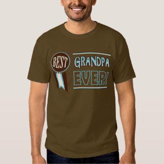 Retro Father's Day / Birthday Best Grandpa T-Shirt