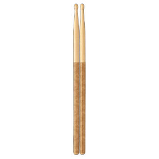 Retro-feater-pale-pattern Drumsticks
