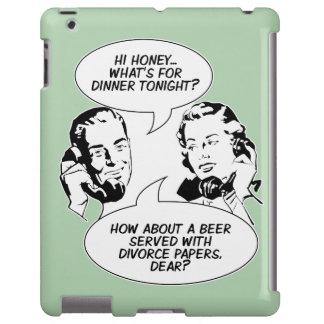 Retro Feminist Humor phone cases