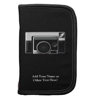 Retro Film Camera Folio Planner