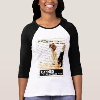 Retro  film festival t-shirts