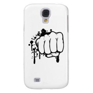 Retro Fist Galaxy S4 Case